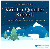 Sales Leadership Winter Quarter Kickoff 2018