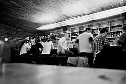 Dram, Vincent Falivene, Frank Cisneros, Tom Chadwick, © Jackie Neale Chadwick