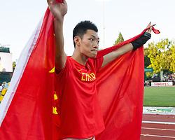 mens long jump, Jianan Wang, China