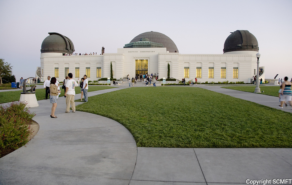 2008 Griffith Park Observatory