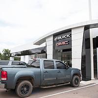 Rico Auto Complex, photographed Wednesday, June 5 in Gallup is celebrating their 100 year anniversary this weekend.