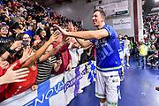 Giacomo Devecchi<br /> Banco di Sardegna Dinamo Sassari - Segafredo Virtus Bologna<br /> Legabasket LBA Serie A 2019-2020<br /> Sassari, 22/12/2019<br /> Foto L.Canu / Ciamillo-Castoria