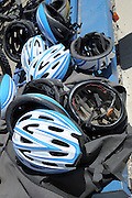 Bicycle helmets protective gear