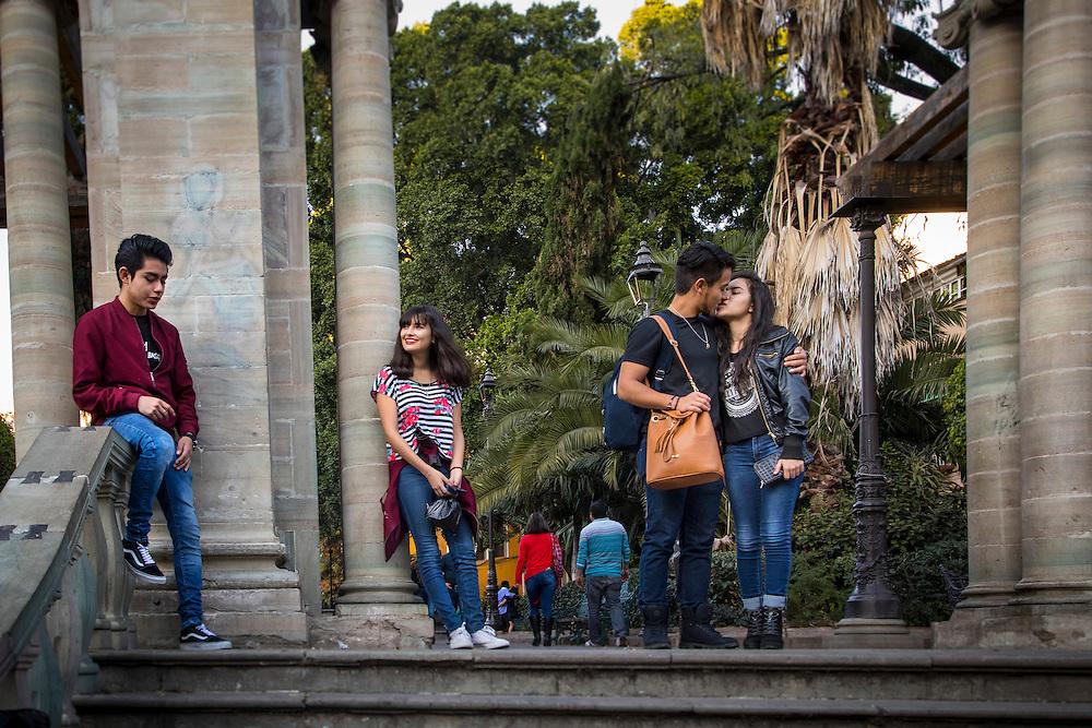 Guanajuato, Guanajuato, Mexico Photo by Mike Roemer
