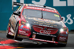 October 21, 2018 - Gold Coast, QLD, U.S. - GOLD COAST, QLD - OCTOBER 21: Anton De Pasquale / Will Brown in the Erebus Motorsport Holden Commodore (99) during the race at The 2018 Vodafone Supercar Gold Coast 600 in Queensland, Australia. (Photo by Speed Media/Icon Sportswire) (Credit Image: © Speed Media/Icon SMI via ZUMA Press)