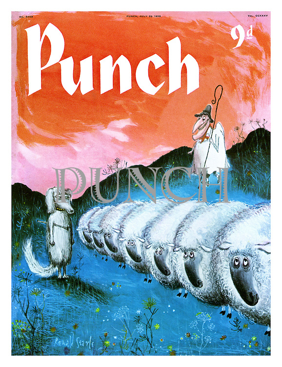 Punch Front Cover