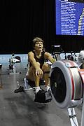 Birmingham, Great Britain,  2008 British Indoor Rowing Championships, National Indoor Arena. on  Sunday 26.10.2008 . [Photo, Peter Spurrier/Intersport-images]