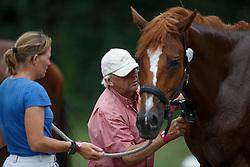 Donckers Karin, (BEL), Hamilton<br /> CCI1* Arville 2015<br /> © Hippo Foto - Dirk Caremans<br /> 04/07/15