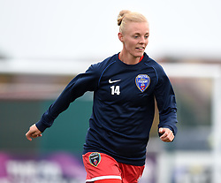 Sophie Ingle of Bristol Academy Women  warms up before the FA Women's Super League game between Bristol Academy Women and Liverpool Ladies FC on 4 October 2015 in Bristol, England - Mandatory by-line: Paul Knight/JMP - Mobile: 07966 386802 - 04/10/2015 -  FOOTBALL - Stoke Gifford Stadium - Bristol, England -  Bristol Academy Women v Liverpool Ladies FC - FA Women's Super League