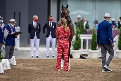 De Liedekerke-Meier Lara, BEL, Alpaga d'Arville, 207<br /> Olympic Games Tokyo 2021<br /> © Hippo Foto - Dirk Caremans<br /> 29/07/2021