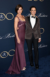 Brooks Brothers Bicentennial Celebration Jazz at Lincoln Center, NY. 25 Apr 2018 Pictured: Katie Holmes, Zac Posen. Photo credit: RCF / MEGA TheMegaAgency.com +1 888 505 6342