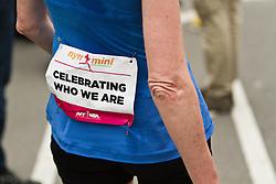 NYRR Mini 10K road race (40th year); Mary Wittenberg