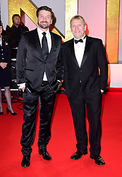 Nick Knowles (left) attending the National Television Awards 2019 held at the O2 Arena, London. PRESS ASSOCIATION PHOTO. Picture date: Tuesday January 22, 2019. See PA story SHOWBIZ NTAs. Photo credit should read: Ian West/PA Wire