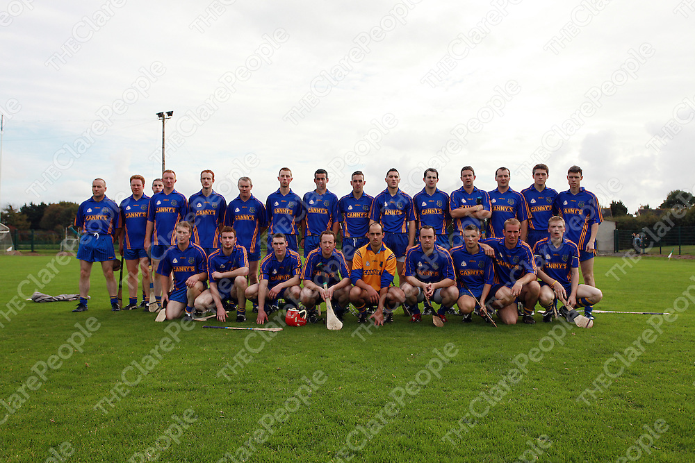during their semi-final clash in Shannon on Saturday.<br /> Photograph by Yvonne Vaughan