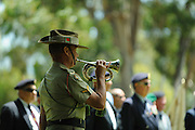 Celebration of the 85th Gunner's Day held in Guildford, Western Australia.