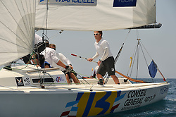 Radich and his Adrain Lee & Partners Racing Team during qualyfing. Photo:Chris Davies/WMRT.
