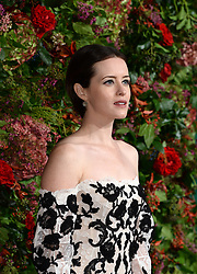 Claire Foy attending the Evening Standard Theatre Awards 2018 at the Theatre Royal, Drury Lane in Covent Garden, London. Restrictions: Editorial Use Only. Photo credit should read: Doug Peters/EMPICS