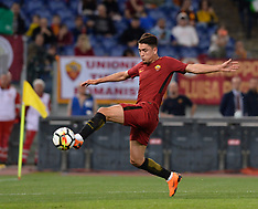 AS Roma v Genoa CFC - 18 Apr 2018