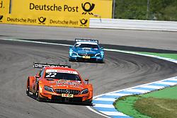 May 5, 2018 - Motorsports: DTM race Hockenheimring, Saison 2018 - 1. Event Hockenheimring, GER, Lucas Auer ( AUT, Mercedes HWA AG  (Credit Image: © Hoch Zwei via ZUMA Wire)