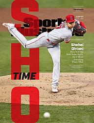 Shohei Ohtani, Sports Illustrated, 2021