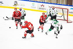 JEZOVSEK Zan during summer Hockey League match between HK SZ Olimpija and HDD SIJ Jesenice, on September 12, 2020 in Ice Arena Bled, Bled, Slovenia. Photo by Peter Podobnik / Sportida