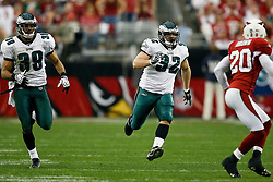 18 Jan 2009: Philadelphia Eagles FB Kyle Eckel #32 runs downfield for a kickoff during the NFC Championship game against the Arizona Cardinals on January 18th, 2009. The Cardinals won 32-25 at University of Phoenix Stadium in Glendale, Arizona. (Photo by Brian Garfinkel)