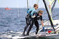 , Kiel - Kieler Woche 17. - 25.06.2017, 49er - GER 188 - Tom MARTIN - Andy MARTIN - Bernauer Segel-Club e. V. Felden