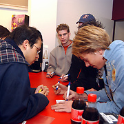 Di-rect signeert cd's Musicstore Huizen, fans