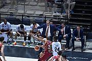 DESCRIZIONE : Bologna Lega A 2015-16 Obiettivo Lavoro Virtus Bologna - Umana Reyer Venezia<br /> GIOCATORE : Walter De Raffaele<br /> CATEGORIA : mani Delusione Sequenza<br /> SQUADRA : Umana Reyer Venezia<br /> EVENTO : Campionato Lega A 2015-2016<br /> GARA : Obiettivo Lavoro Virtus Bologna - Umana Reyer Venezia<br /> DATA : 04/10/2015<br /> SPORT : Pallacanestro<br /> AUTORE : Agenzia Ciamillo-Castoria/GiulioCiamillo<br /> <br /> Galleria : Lega Basket A 2015-2016 <br /> Fotonotizia: Bologna Lega A 2015-16 Obiettivo Lavoro Virtus Bologna - Umana Reyer Venezia