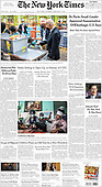 February 27, 2021 (USA): Front-page: Today's Newspapers In United States