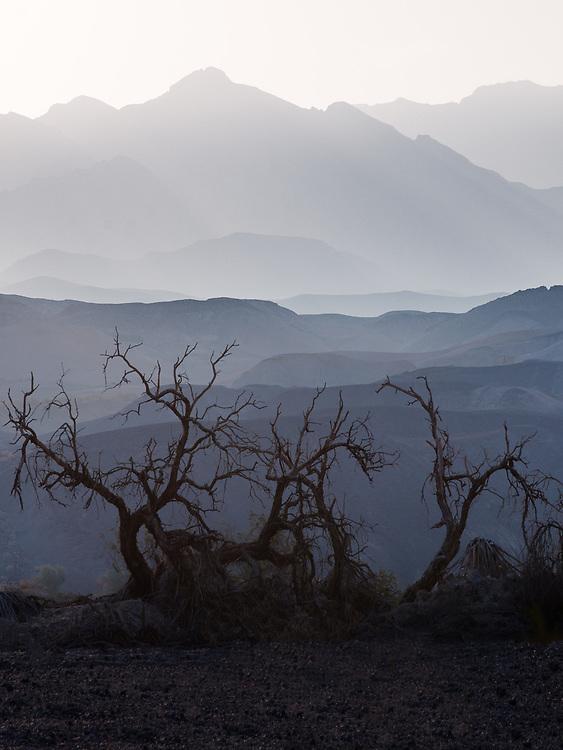 Death Valley, NP, California. June 2014.