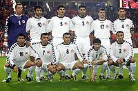 Fotball<br /> VM-kvalifisering<br /> Nederland v Armenia<br /> 30. mars 2005<br /> Foto: Digitalsport<br /> NORWAY ONLY<br /> Lagbilde Armenia