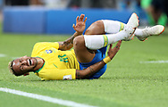 Neymar of Brazil during the 2018 FIFA World Cup Russia, Group E football match between Erbia and Brazil on June 27, 2018 at Spartak Stadium in Moscow, Russia - Photo Tarso Sarraf / FramePhoto / ProSportsImages / DPPI