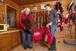 Smolders Harrie, Knops Simon, CWD <br /> Eurohorse Stables - Grobbendonk 2018<br /> © Hippo Foto - Dirk Caremans<br /> 12/11/2018