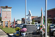 Hanoi Plaza in Little Saigon Westmisnter California