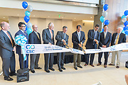 CSC opened it's new global headquarters at 2711 Centerville Rd # 400, Wilmington, DE 19808 on 27 June 2017. Photo by Jim Graham
