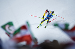 Emelie Wikstroem (SWE) during the 7th Ladies' Slalom of Audi FIS Ski World Cup 2016/17, on January 10, 2017 at the Hermann Maier Weltcupstrecke in Flachau, Austria. Photo by Martin Metelko / Sportida