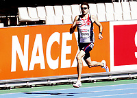 Friidrett, 27. juli  2010 ,<br /> EM Barcelona<br /> <br /> European Athletics Championships<br /> Barcelona<br /> <br /> <br /> Martyn Rooney , GBR 400 m<br /> <br /> Foto: Anders Hoven , Digitalsport