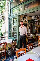 Athens, Greece - Food scene