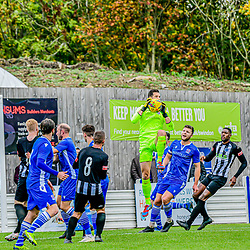 Swindon Supermarine hosts Dorchester town in a thrilling 2-0 win for Swindon Supermarine 17/10/2020