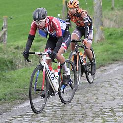 29-02-2020: Wielrennen: Omloop Nieuwsblad: Ninove: Lorena Wiebes