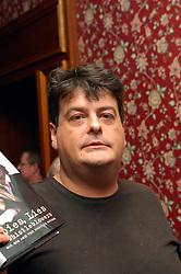 David Shayler; whistleblower who used to work for MI5; UK