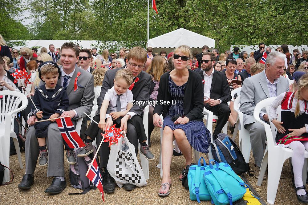 London Celebrates Norway Day ,Minister of Defence  of Norway ,Ine Eriksen Søreide,Ambassador Mona Juul ,Southwark Park ,Norwegian