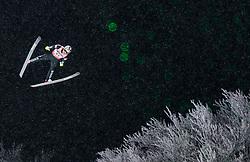 19.01.2018, Heini Klopfer Skiflugschanze, Oberstdorf, GER, FIS Skiflug Weltmeisterschaft, Einzelbewerb, im Bild Robert Johansson (NOR) // Robert Johansson of Norway during individual competition of the FIS Ski Flying World Championships at the Heini-Klopfer Skiflying Hill in Oberstdorf, Germany on 2018/01/19. EXPA Pictures © 2018, PhotoCredit: EXPA/ JFK