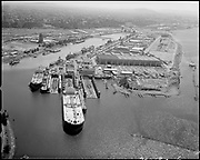 "Ackroyd 20218-6 ""Swan Island""  ""July 21, 1977"" (shows dredging)"