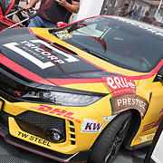 NLD/Zandvoort/20180520 - Jumbo Race dagen 2018, DHL Racewagen
