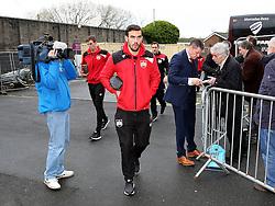 Marlon Pack of Bristol City arrives at Turf Moor - Mandatory byline: Matt McNulty/JMP - 07966 386802 - 28/12/2015 - FOOTBALL - Turf Moor - Burnely, England - Burnley v Bristol City - Sky Bet Championship