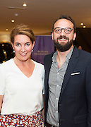 To celebrate 25 Years of MEDIA, The Creative Europe MEDIA Office Galway held theCreative EuropeMEDIA Co-Production Dinnerin Hotel Meyrickon Thursday the 7th of June as part of TheGalway Film Fleadh.<br /> At the event was Nessa McGill - Umedia and <br /> Bastien Sirodot - Umedia. <br /> <br /> The networking dinner gives Fleadh goersprivileged access to the world's leading film Financiers and a fantasticopportunity to network with European Producers and Film Fair Financiers. Creative Europe MEDIA Office Galway offers comprehensive information on the European Union's Creative Europe Programme, offering advice, support and information on Creative Europe funding support for the audiovisual industries including film, television and games. The regional office is also available to respond to queries by phone or email. In addition to providing one-to-one advice sessions and events throughout the year. <br /> <br /> For further information contact Eibhlín Ní Mhunghaile on 091 770728 or via email oneibhlin@creativeeuropeireland.eu<br />  Photo: Andrew Downes XPOSURE