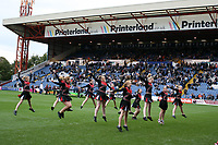 Cheerleaders. Stockport County FC 1-2 Colchester United FC. Coca-Cola League 1. 18.8.08