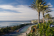 Strand Vista Park and Beach in Dana Point California